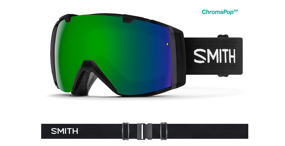 SMITH I O Goggles 2019 -  ChromaPop Lens- BONUS Low Light Lens Included + Sleeve  are doing discount activities