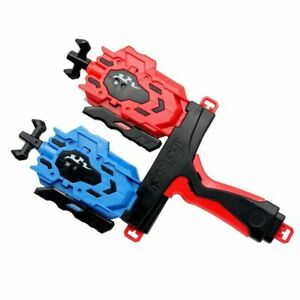 LIMITED-EDITION-Brand-New-Beyblade-Burst-Brook-GoShoot-Grip-Dual-Launcher-Handle