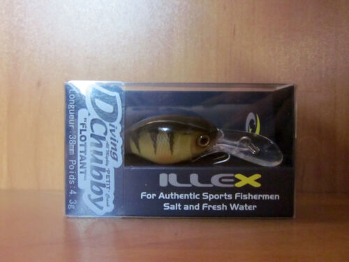 Illex Diving Chubby 38 Flottant