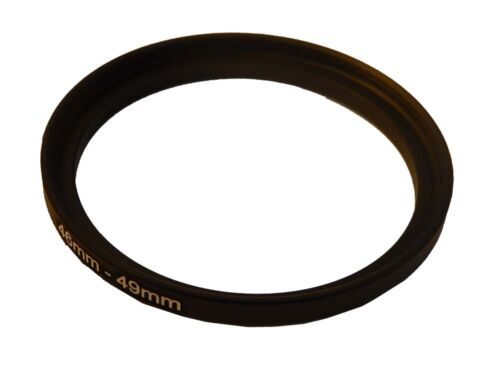 Ricoh VHBW Step Up Adattatore del filtro 46mm Sigma 49mm per Nikon