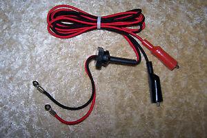 TS30-Linecord-Genuine-HARRIS-Fluke-Test-Set-Buttset-Cord-Telecom-Butt-Set