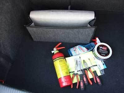 Car Boot Tidy Organiser fit all models  JAGUAR