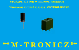 Details about REPAIR KIT FOR WHIRLPOOL CONTROL BOARD W10219462 W10121049 on