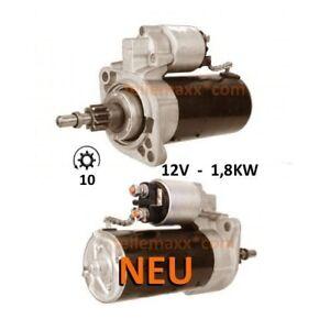 Starter-VW-Passat-1-6-TD-1-9-D-TD-TDi-0001110084-0001110085-02A911023G-Seat