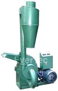 Hammermuehle-11KW-Stroh-Futter-Muehle-Schredder-Getreidemuehle-Hammer-Mill-Zyklon