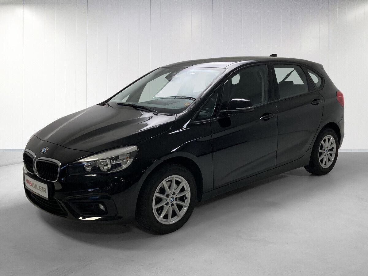 BMW 220d 2,0 Active Tourer Advantage aut. 5d - 244.900 kr.