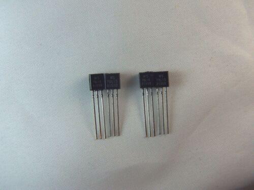 Voltage Regulators 15 Volts 2pcs 78L15 /& 2pcs 79L15