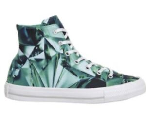 Uk Trainers Mouse Hi Taylor Endouce 5 Converse Top Emerald Chuck Graphic BSwCgq