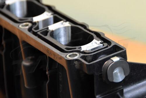 Intake Manifold Runner Flap Delete Kit Set for 2.0 TFSI EA113 VW Audi Skoda Seat