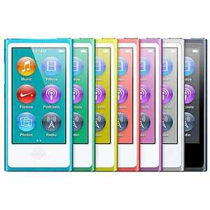 Apple-iPod-Nano-7th-Generation-16GB-8th-Used-Tested-All-Colors-Free-Ship