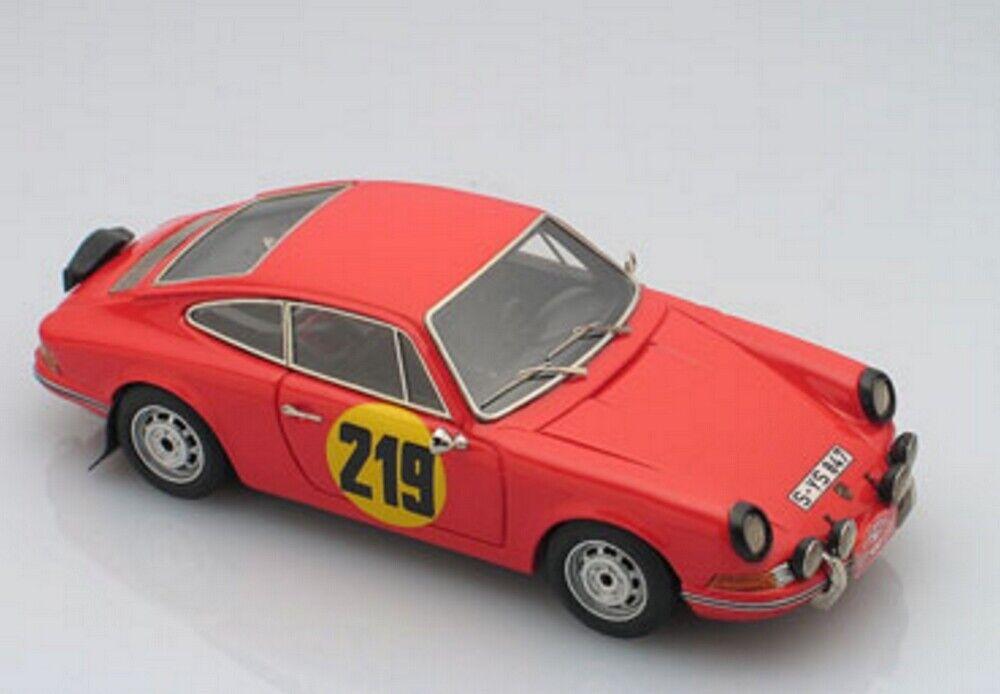 Kit Porsche 911 Elford-Stone Rally Montecarlo 1967 - Arena Models kit 1 43