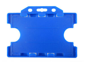Azul-Claro-Doble-Cara-Identificacion-Personal-Pass-portatarjetas-horizontal