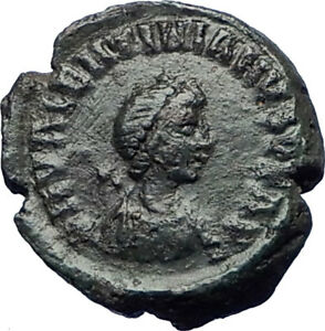 VALENTINIAN-II-378AD-Authentic-Genuine-Ancient-Roman-Coin-Wreath-i73672