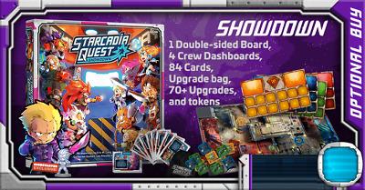 Starcadia Quest Showdown Expansion