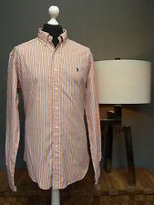 POLO BY RALPH LAUREN Herrenhemd Custom Fit Gr XL Baumwolle - formal shirt- 517