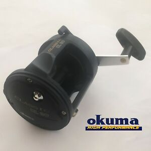 Okuma-Classic-CL-30-CL-300-Sea-Fishing-Multiplier-340yds-of-20lb-Gear-Ratio-4-1