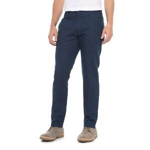 47c77c4d2a192 NEW Levi s Dark Navy Blue 511 Slim Fit Chino Pants 248880022