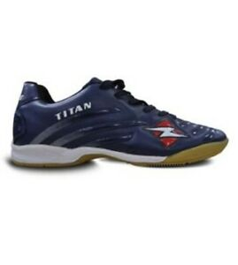afbdf31e79a1c Caricamento dell immagine in corso scarpe-futsal-indoor -sala-calcetto-ZEUS-TITAN-blu-