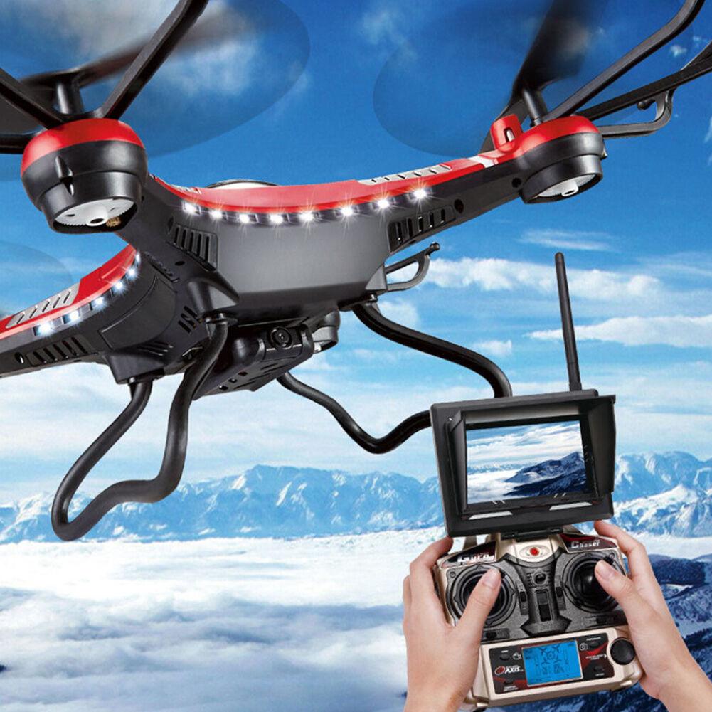 Jjrc H8D Four Eje Gyro HD Dron Cuadricóptero Rc Juguete Mando a Distancia Avión