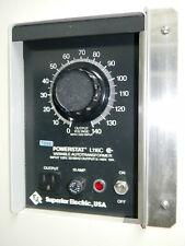 Superior Electric Powerstat L116c Input 120vac 5060 Hz Output 0 140 Vac 10a