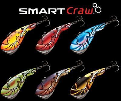 Kamooki Smart Craw 1//2 oz Lipless Crankbait Select Color