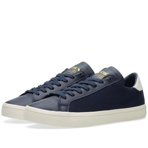 Adidas Originals Tribunal Vantage Azul Marino Zapatillas Zapatillas Zapatillas De Mujer Talla 36.5 euros  ordenar ahora