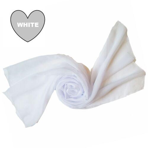 100/% Cotton Plain Bandana Scarf Neck Wrist Band Head Wear Bands Wrap  PlnBnd