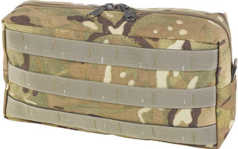 Bergen Maxi-Carga Frontal Molle Bolsa Mtp - Militar, Ejército
