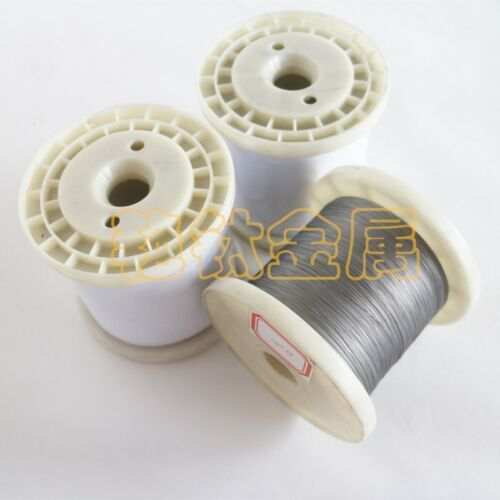 1m = 3.3 FT Titanium Ti Wire Grade 1 One GR1 Diameter 0.5mm #E0Z-05