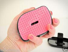 GENUINE TANGLE TEEZER Salon Professional Detangling Brush on the GO Pink Leopard