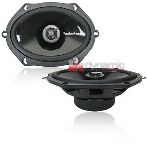 Rockford-Fosgate-P1572-Car-Audio-5-034-x7-034-Punch-2-way-Coaxial-Speakers-240W-New