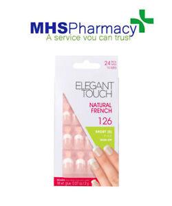 Elegant-Touch-Natural-French-False-Nails-24-Set-Pink-126