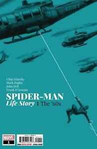 Spider-Man-Life-Story-1-4-MARVEL-2019-NM