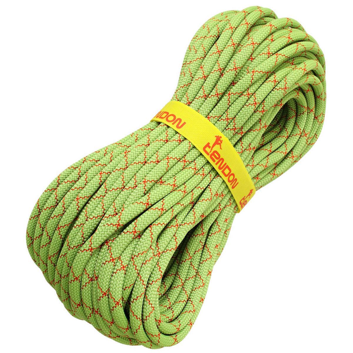 Tendon Smart Lite Lite Lite 9,8 mm 80 m grün Kletterseil Hallenseil Klettern Bergsteigen  | Zuverlässiger Ruf  | Niedriger Preis  aa7adc