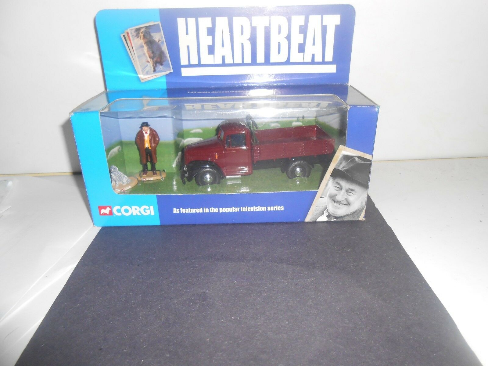 Corgi Heatbeat  1 43 model
