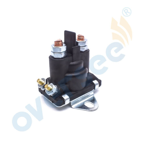 For Mercury Outboard Motor 12V Starter Solenoid 89-96158T 89-846070 89-94318