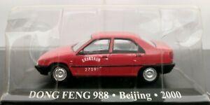 1-43-DONG-FENG-DONGFENG-988-CITROEN-ZX-TAXI-BEIJING-2000-IXO-ALTAYA-ESCALA