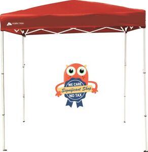 instant canopy 4 x 6 feet tent pop up shade sun shelter gazebo