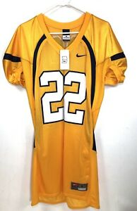 Details about Nike Women's Large Football Jersey Dress #22 NFL Yellow/Blue