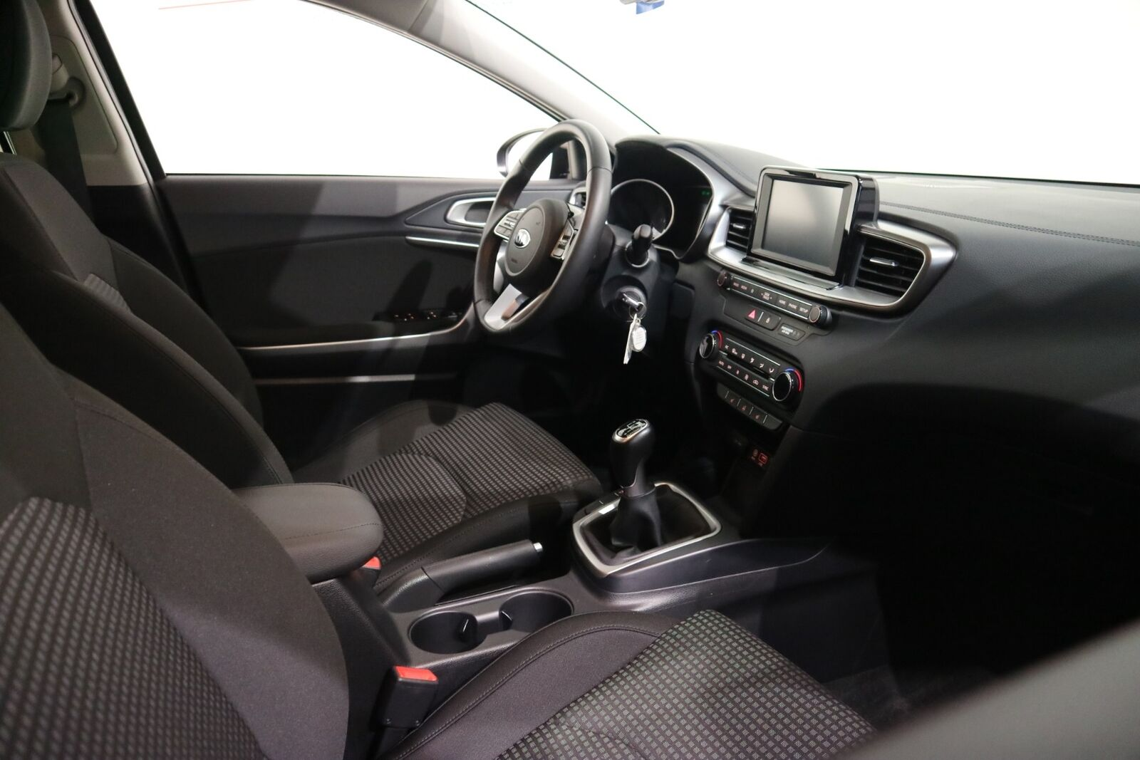 Kia Ceed 1,0 T-GDi Vision SW - billede 13