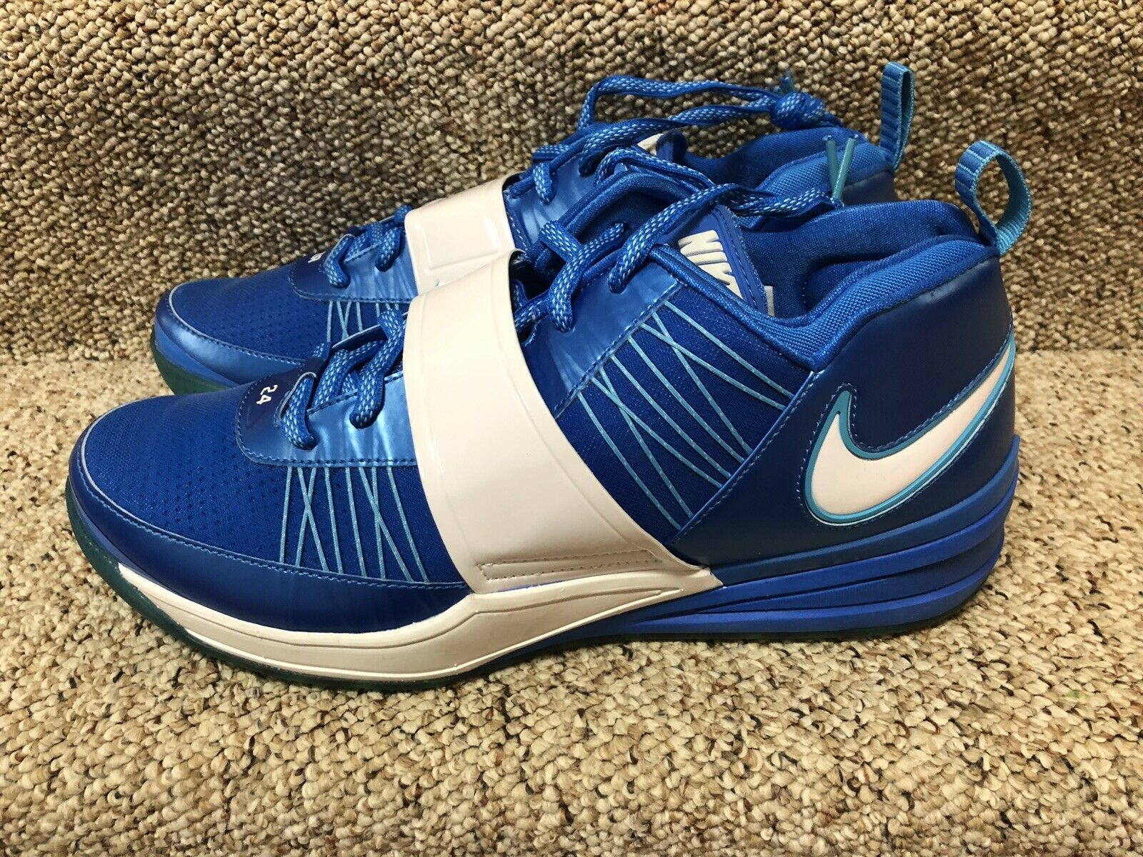 Nike Zoom Revis DS Size 12 QS Brand new Rare Photo bluee Cross Trainer
