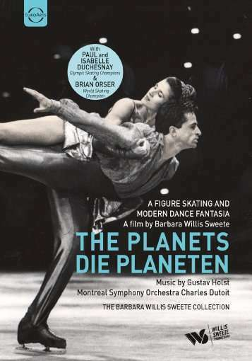 Paul & Isabel Duchesnay, Brian - The Planets - A Figure Skating Nouveau DVD