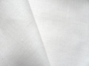 Blanco 55 Conde Muy Fino Zweigart ropa de tela de 50 X 180 Cm de Kingston