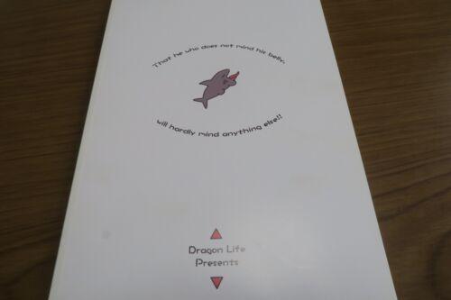 A5 68pages Dragon Life C86 furry KEMONO /& POKEMON Doujinshi GOURMANDISE vore