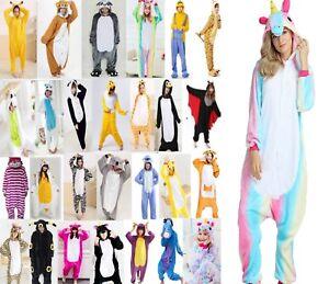 pigiama intero animale kigurumi unisex costume da carnevale Halloween cosplay