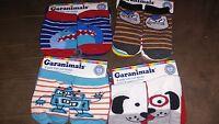 U Pick Garanimals 6 Pair Baby Socks 0-6 Mo Sharks Dogs Robots Monkey