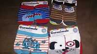U Pick Garanimals 6 Pair Baby Socks 0-6 Mo Sharks Dogs Robots Monkey