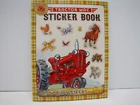 Tractor Mac Activity Sticker Book By Billy Steers