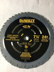 50-COUNT-DEWALT-DWA31724D-7-1-4-034-24T-2X-Demolition-Circular-Saw-Blade-Framing