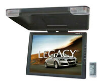 Legacy Lmr15.1 15 Lcd Tft Car/suv/truck Flip Down Roof Mount Monitor Tv Ir
